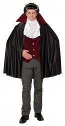 Karneval Halloween Herren Kostüm DRACULA