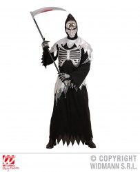 Karneval Halloween Herren Kostüm Grim Reaper