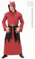 Karneval Halloween Herren Kostüm SATAN