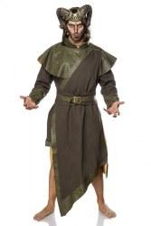 Karneval Halloween Herren Kostüm Dämon Incubus