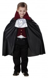 Karneval Halloween Jungen Kostüm DRACULA