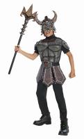 Karneval Halloween Jungen Kostüm NORDIC WARRIOR
