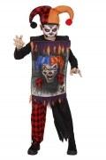 Karneval Halloween Jungen Kostüm Schrecklicher Clown