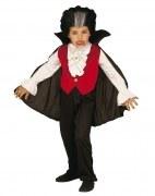 Karneval Halloween Jungen Kostüm Vampir Graf Dracula