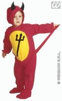 Karneval Halloween Kinder Kostüm KLEINER TEUFEL