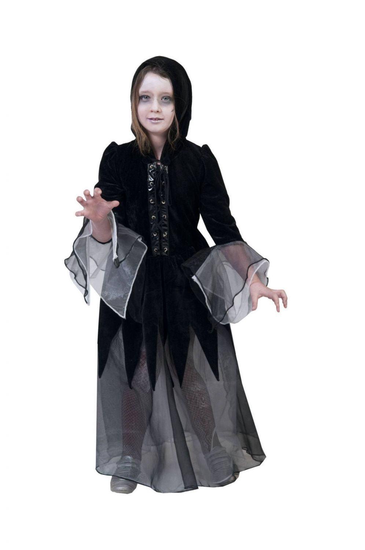 karneval halloween m dchen kost m gothica faschingskram. Black Bedroom Furniture Sets. Home Design Ideas