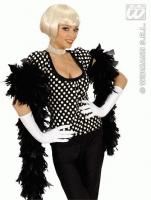 Karneval  Halsband Kette STRASS Deluxe