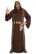 Karneval Herren Kostüm Arabischer Scheich braun