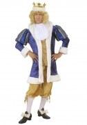 Karneval Herren Kostüm König
