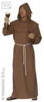 Karneval Herren Kostüm MÖNCH