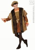 Karneval Herren Kostüm TUDOR