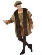 Karneval Herren Kostüm Mittelalter Tudor