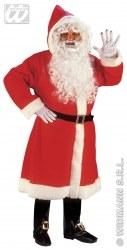 Karneval Herren Kostüm Weihnachtsmann Old Time Santa