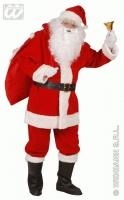 Karneval Herren Kostüm Weihnachtsmann