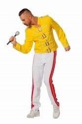 Karneval Herren Kostüm King Freddy
