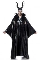 Karneval Halloween Herren Kostüm Maleficient Lord