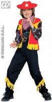 Karneval Jungen-Kostüm COWBOY