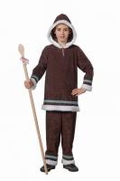 Karneval Jungen Kostüm ESKIMO JUNGE