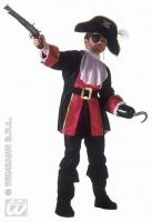 Karneval Jungen Kostüm Pirat GREAT CAPTAIN