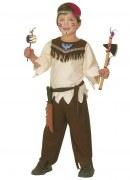 Karneval Jungen Kostüm Indianer