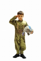 Karneval Jungen Kostüm JET PILOT