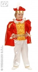 Karneval Jungen Kostüm Märchenprinz
