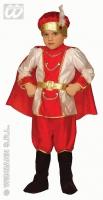 Karneval Jungen Kostüm PRINZ