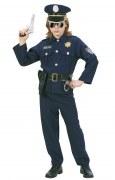 Karneval Jungen Kostüm Polizist