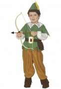 Karneval Jungen Kostüm Robin Hood
