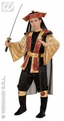 Widmann Karneval Jungen Kostüm Samurai