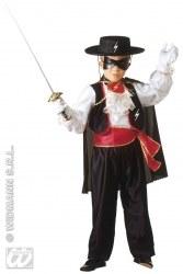 Karneval Jungen Kostüm ZORRO