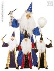 Karneval Jungen Kostüm Zauberer 11-13 Jahre Farbwahl