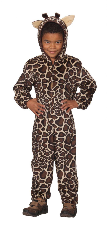 karneval kinderkost m giraffe faschingskram. Black Bedroom Furniture Sets. Home Design Ideas