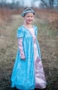 Karneval Kinder Mädchen Kostüm Mittelalter Lady Lucy