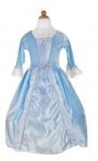 Karneval Kinder Mädchen Kostüm Prinzessin Blue Bell