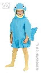 Karneval Kinderkostüm unisex Fisch