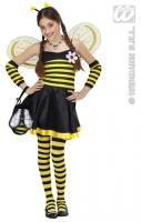 Mädchen-Kostüm 7-8 Jahre ca. Größe 122-128