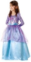 Karneval Mädchen Kostüm Barbie des Jahres 2010