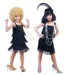 Karneval Mädchen Kostüm Charleston