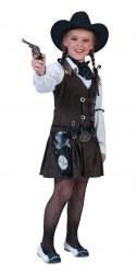 Karneval Mädchen Kostüm Cowgirl Texas Tammy