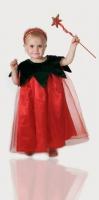 Karneval Baby Kostüm ERDBEERE