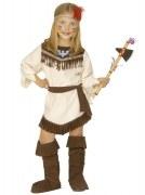 Karneval Mädchen Kostüm Indianerin