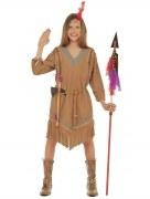 Karneval Mädchen Kostüm Indianerin Cheyenne