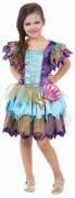 Karneval Kinder Mädchen Kostüm Meerjungfrau Alana