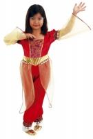Karneval Mädchen Kostüm Prinzessin Orient SHEHERAZADE