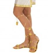 Karneval Schuhe Römer Sandale