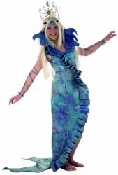 Limit Karneval Damen Kostüm MEERJUNGFRAU