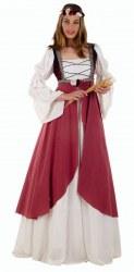 Limit Karneval Damen Kostüm Mittelalter Clarissa