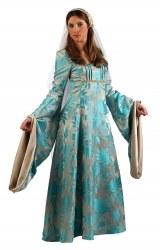 LIMIT SPORT Damen Kostüm Mittelalter VIOLANTE