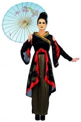 LIMIT SPORT Damenkostüm Geisha SAKURA
